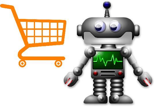 AI bot for e-commerce