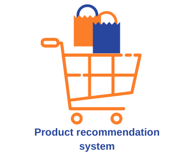 Product recommendation system