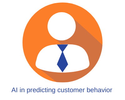 AI in predicting customer behavior