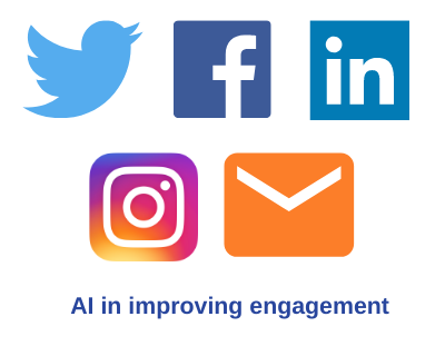 AI for improving engagement