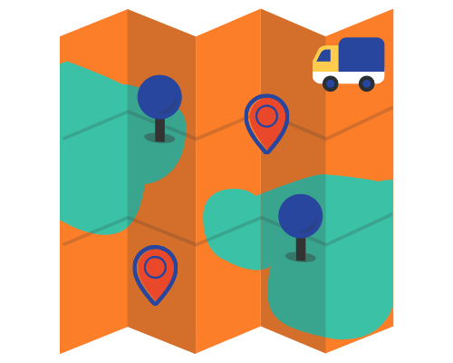 AI in reducing delivery time and costs